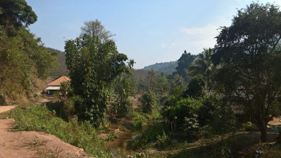 Luang Namtha Laos Trekking